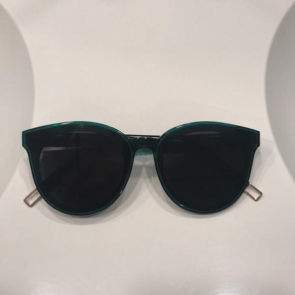 """7ff8d498baaa Gentle Monster Accessories - GENTLE MONSTER """"Flatba"""" Black Peter sunglasses"""
